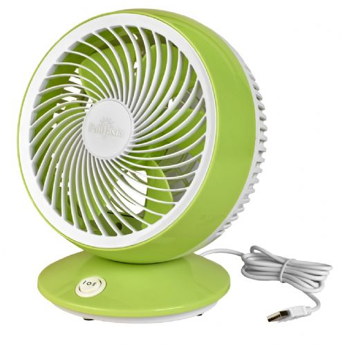 Fantasia USB Desk Fan in Green 119722